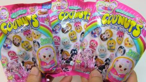 Precure Coonuts Candy Toy