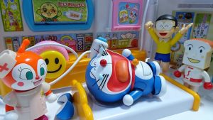 Doraemon is caught by a huge Gabu Gabu crocodile!Call ambulance!for kids!yupyon