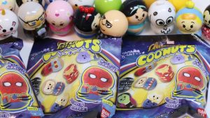 Avengers Coonuts Candy Toy