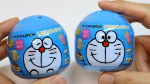 Doraemon Accessory Collection Capsule Toy Blind Box