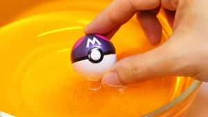 Pokemon Pokeball Collection Bath Bomb