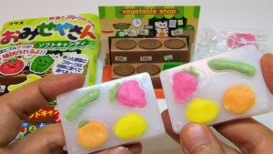 Diy Candy Vegetable Store Soft Candy
