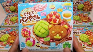 10 Fresh Bakery Popin Cookin = Gamera Melonpan!? DIY Candy