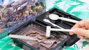 Discover Dinosaur Chocolate Kit Jurassic Chocolate I want T-Rex!