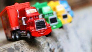 Disney Cars Mack Truck Toys play - Learn Colors & Numbers with McQueen and Friends for Children
