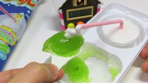 Diy Candy Awa De-ru Straw Bubble Candy