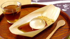 Mizu Shingen Mochi Recipe 水信玄餅 ぷるるん This Cake Looks Like a Raindrop
