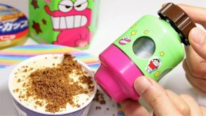 Crayon Shinchan Furikake Toppings Maker Cooking Toy