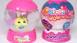 Orbeez Wow World Wowzer Surprise Magical Pet