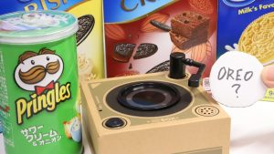 Oreo Music Box Cookie Record Player Check Other Cookies