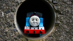 Thomas and Friends Hide and Seek Trains Toy | Find Thomas the Tank Engine in the Tunnel for Kids