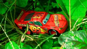 Disney Pixar Cars Hide and Seek | Find Lightning McQueen Toys in the Forest for Kids