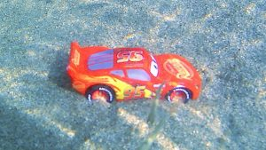 Found Lightning McQueen in the River - Learn Colors & Numbers with Disney Cars Toys for Kids