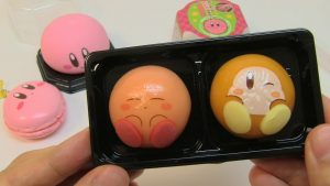 Squishy!? Edible Kirby Wagashi Japan Sweets